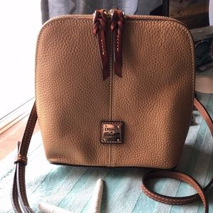 Dooney & Bourke Trixie Pebble Leather Crossbody